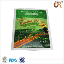 Laminated material corn seed packaging bag