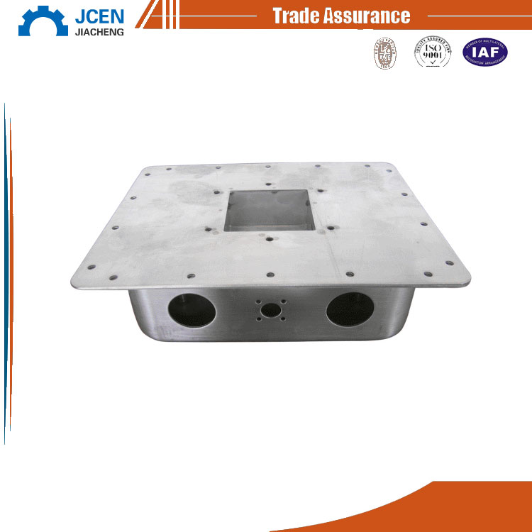 customized machine parts cnc aluminum prototype enclosure extrusion