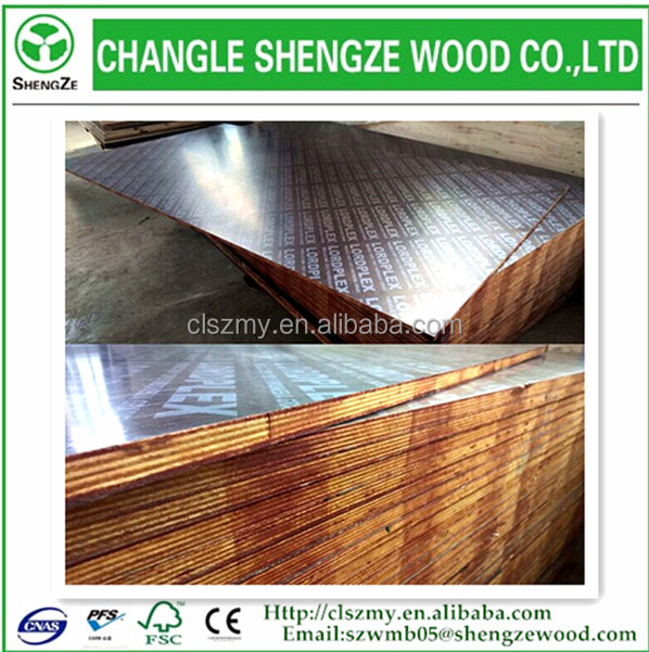 china made cheaper factory 9-25mm indonesian plywood/gurjan plywood