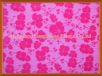 PVC Coated 100% Polyester Waterproof Printed Textile Fabric