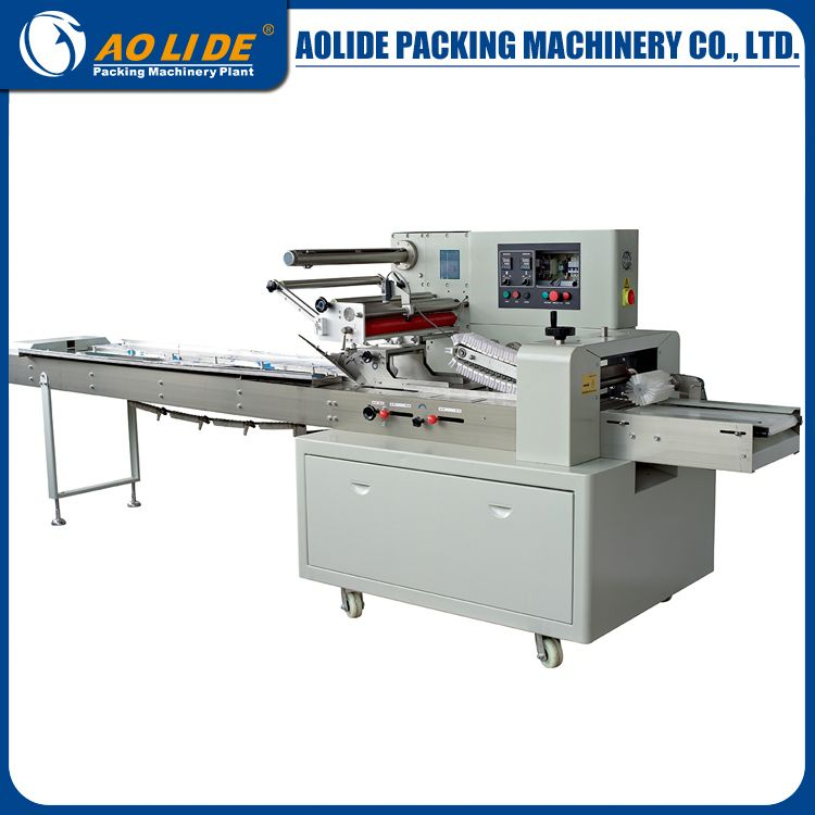 Manufacturer professional warranty one year automatic chocolate bar packing machine