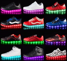 Durable High quality 2017 new design led shoes supplier