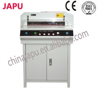 high precision electric industrial paper cutter guillotine