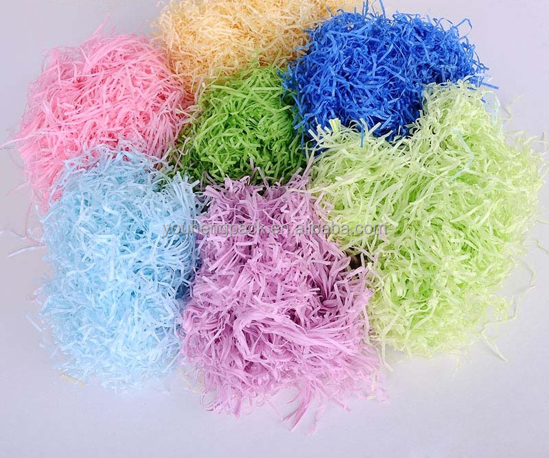 shredded paper for packing wedding paper confetti
