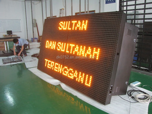 custom Outdoor/indoor engineering P10 full color display/ P10 LED screen/p10 led module