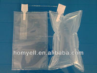 factory direct air inflated bag for carton inner filling, air pillow cushion, self sealing air dunnage bag