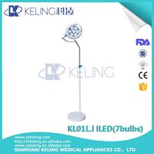 dental mirror with light led operating light in medical equipment medical stand examination lamp
