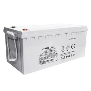 Normal Specification AGM / GEL 12V 150Ah / 200Ah / 250Ah Solar Battery