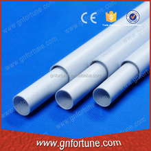 Decorative electrical conduit 40mm pvc pipe