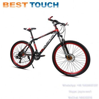 Double Disc Brakes 3 6 Spokes Integrated Wheel Full Suspension 26'' 24'' Inch Mountain Bike
