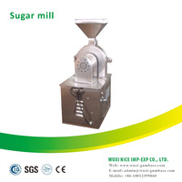 food mill for chewing gum processing