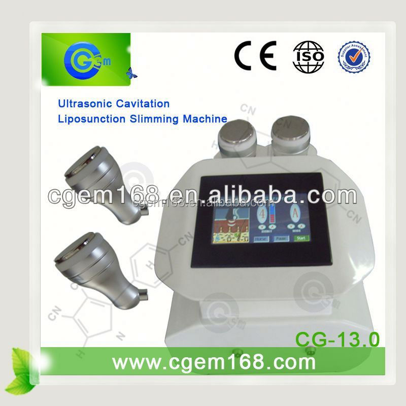 CG-13.0 Cavitation liposuction weight loss program for sale