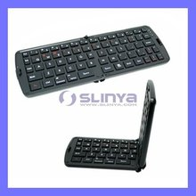 For iPhone iPad Bluetooth Folding Keyboard
