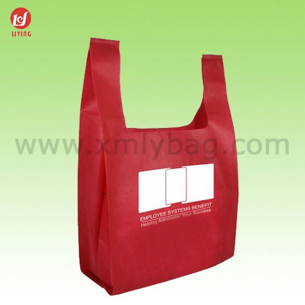 Eco-friendly Cloth Non woven Shopping Carry Bags for Kid