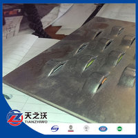 168mm bridge type screen pipes for water wells