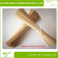 China factory direct sale round bamboo sticks for agarbatti