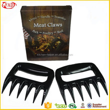 Amazon New Style BBQ Tool Bear Paw Handler Meat Claws