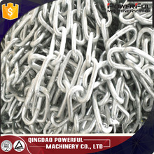 long link chain/galvanized chain DIN763