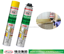 Chemical products polyurethane expanding foam price