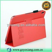 Mobile Phone Cover Leather Flip Case For Sony Xperia Tablet Z