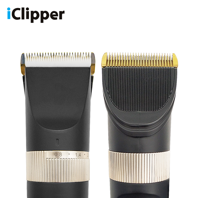 Highest Standard Of Quality Iclipper GB-A8s Clipper Barber With 3 Speed Settings Cordless Hair Clipper