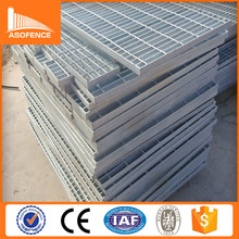 galvanized walking steel grating walking steel grid/hot dipped galvanized welded steel grating