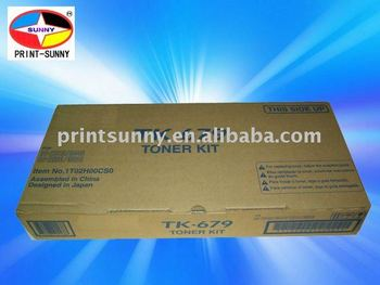 Copier T Cartridge kit for KYOCERA TK679 KM-2540/3040/2560/3060