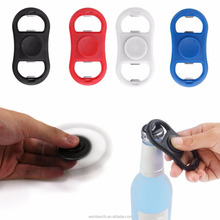 Free Logo Printing Promotion Gifts New Spinner Bottle Opener Fidget Spinner Bear Opener Finger Toy Focus Spinner