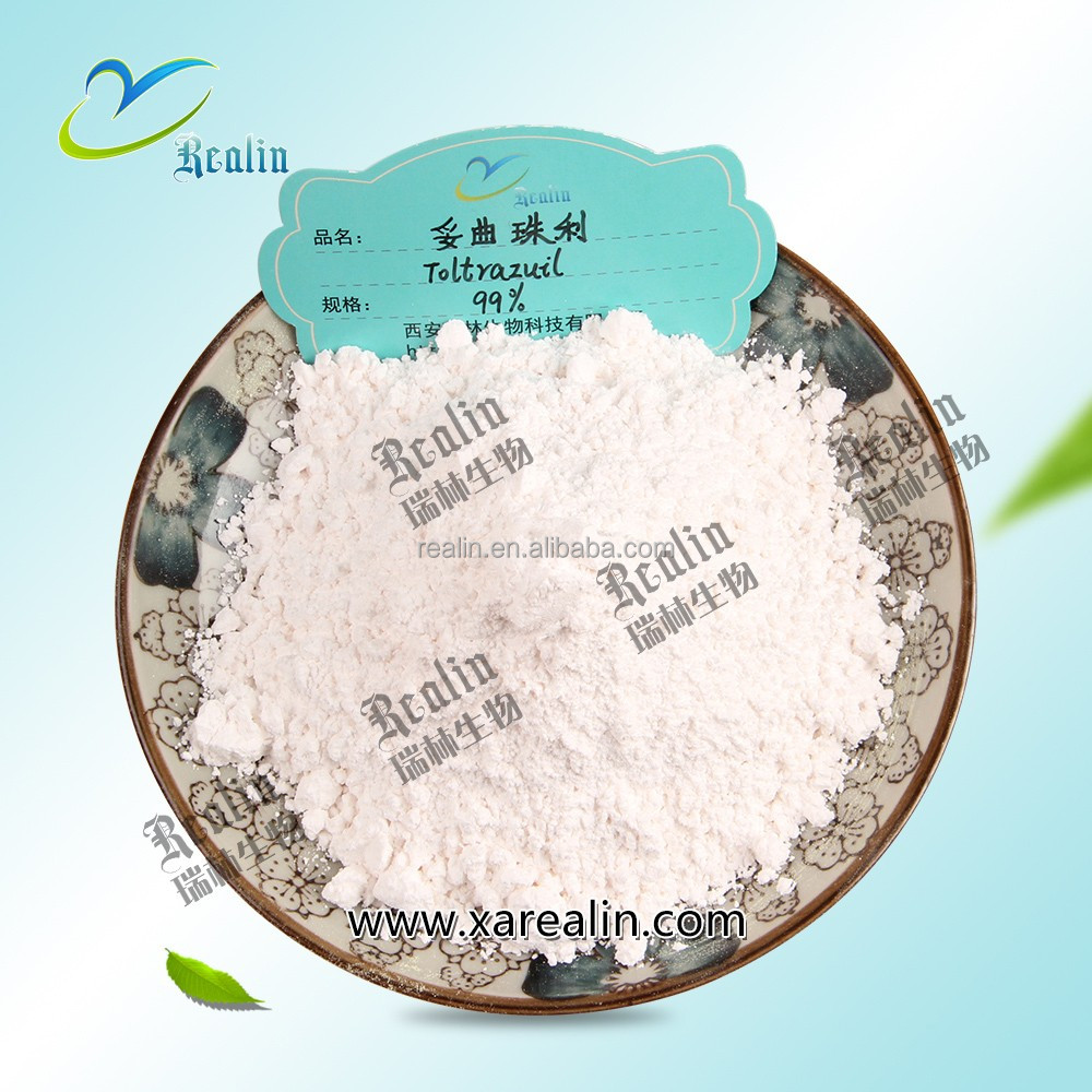 Buy Large Stock Powder Form Good Price Toltrazuril