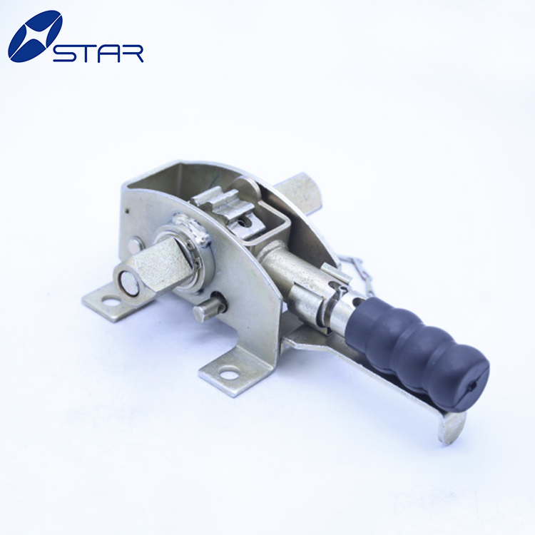 TBF Steel Ratchet Buckle Tensioner Truck Body Curtain Side Chain Tensioner