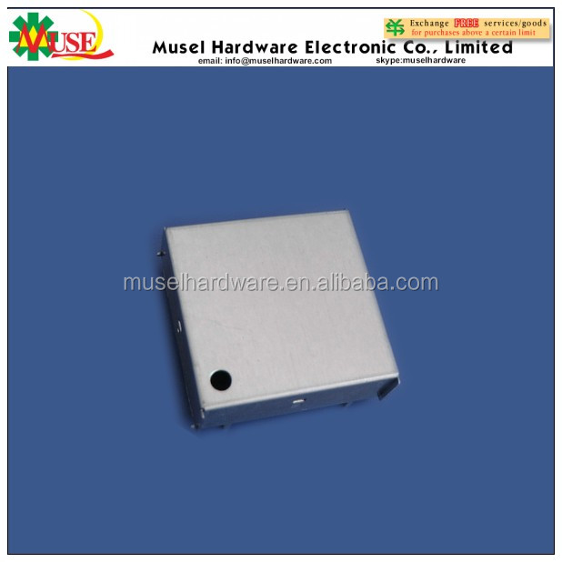 Custom Anti Static PCB Metal Shield Box, Shield Case, Shield Can Packed by Tape Reel
