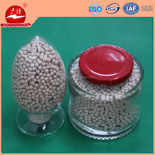 Industrial chemical oil and gas chemical 3a molecular sieve from china supplier