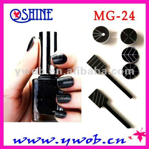 New Arrival 3D Magnetic Nail Polish