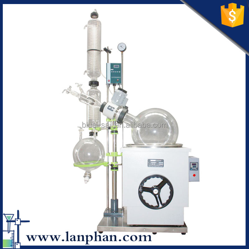 Ideal Low Price Rotary Evaporator 50 Liter for Experiment