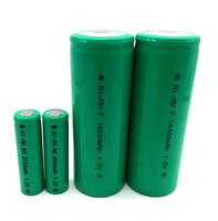 High capacity F Ni-Mh 14000mAh 1.2V rechargeable battery electric bicycle battery