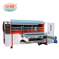 full automatic lead edge rotary die cutter machine