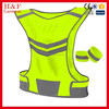 custom high quality polyester police High Visibility Safety reflective vest