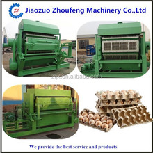 paper pulp egg carton tray making machine recycled waste paper egg tray machine