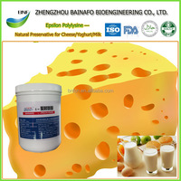 Factory directly supply natural food grade preservatives for cheese/dairy products/soy milk/yoghurt