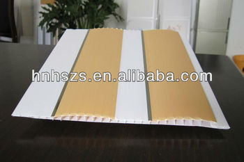 PVC Wall Paneling With Different Designs