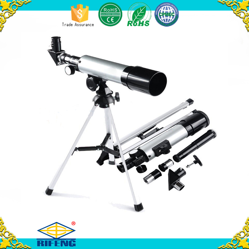 telescope genuine Phoenix F50360 outdoor viewing mirror reflecting small astronomical mirror with three tripod
