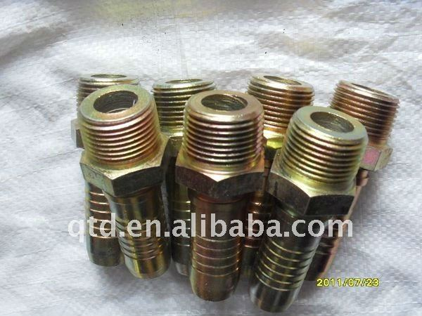 China supplier hose fittings(hose couplings)
