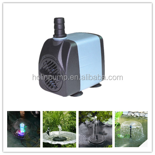 AC / DC Solar Submersible Water Pump Price India HL-1200