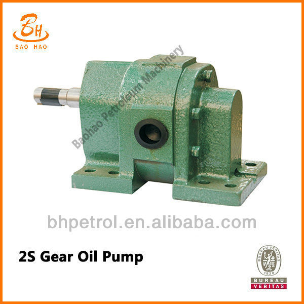 API Standard Spare Parts Hydraulic Gear Oil Pumps