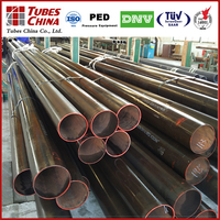 Cold Rolled Seamless Cylinder pipe