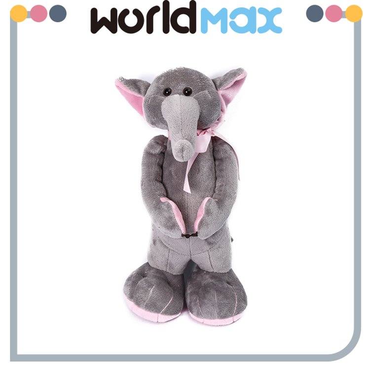 Various Styles Promotional Polite Animal Lovely Baby Stuffed Toy