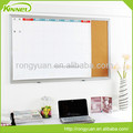 magnetic dry erase cork board