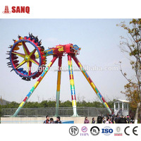 2016 New Design Factory Directly Super Big Challenger Rides Large Swing Pendulum Amusement Park Equipments outdoor playground eq