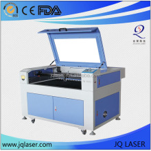 mobile phone stickers cutting machine with RECI laser tube and high precision without balck edge