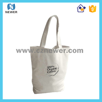 High quality latest design oem nice cotton shopping bags with logo